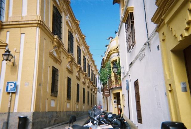 Cordoba Streets _1