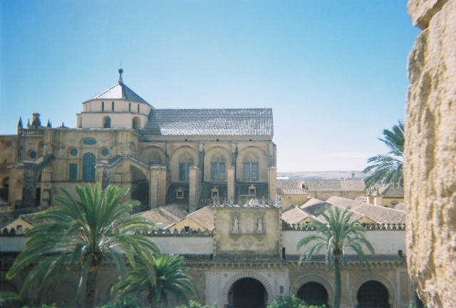 Great Mosque-Cathedral, Cordoba (1)